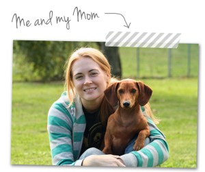 Kyley and Ammo the Dachshund // Dog Mom