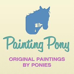 Painting Pony Ad // Sponsor