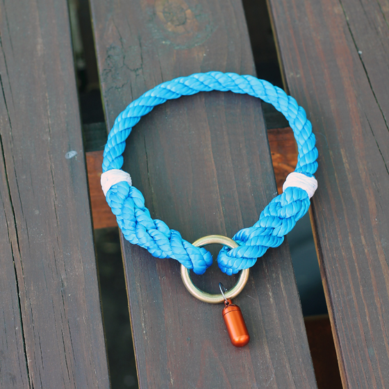 Lasso Ropes Review & Giveaway // Ammo the Dachshund