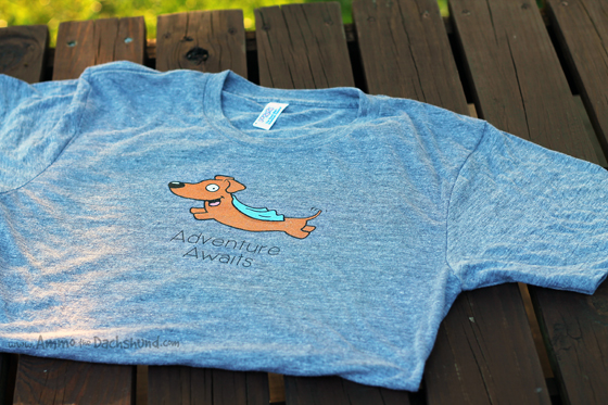 Spreadshirt Custom T-Shirt Review & Giveaway