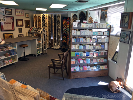 A Big Change - New Studio 3 Shop Layout