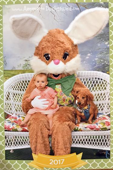 Easter Bunny Visit