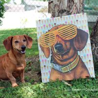 Pop Art of Your Pup + A Giveaway