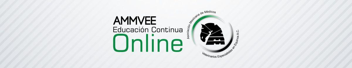 AMMVEE Educación Continua Online