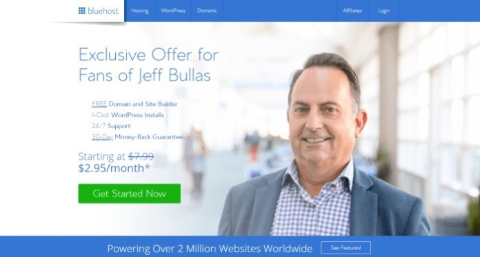 Affiliate cobranding example Jeff Bullas