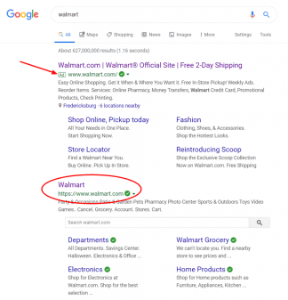 Walmart paid search