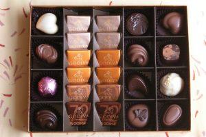 Affiliate types as chocolate varieties