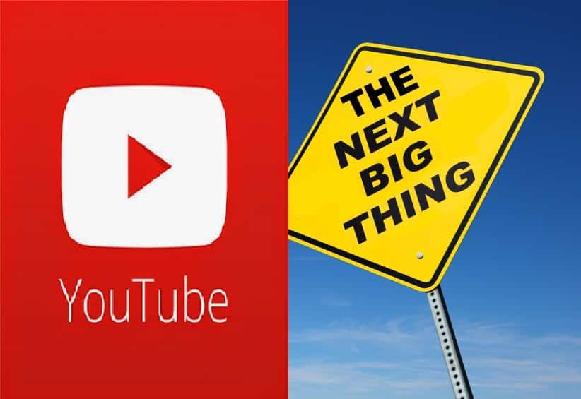 next-big-thing-sign كيف تصبح قناتك الشيء الكبير القادم على يوتيوب