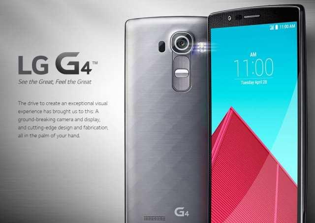 مراجعة LG G4 : شاشة سينمائية و كاميرا مذهلة
