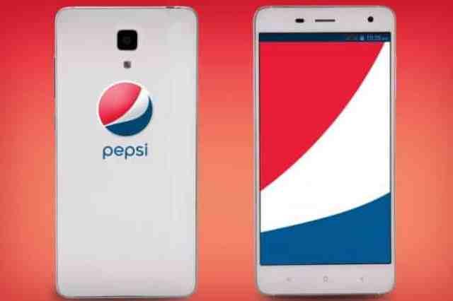 Pepsi-phone