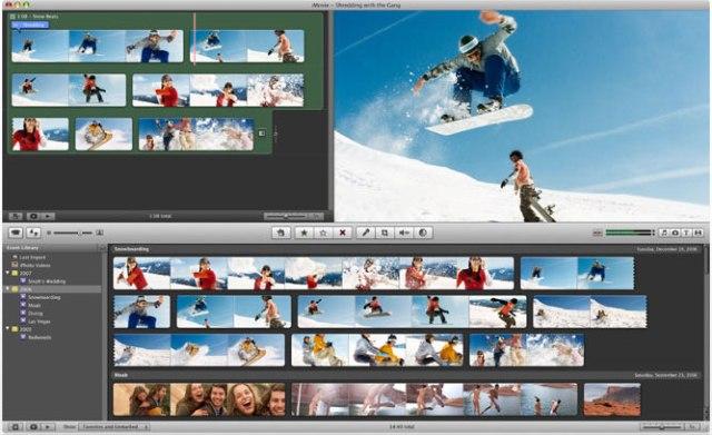iMovie (Mac)