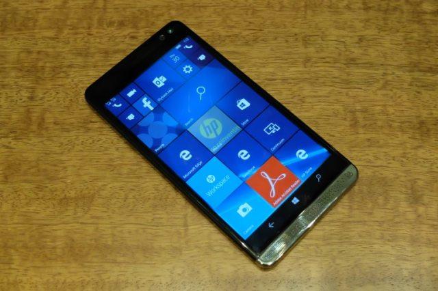 hp-elite-x3- مراجعة HP Elite x3: أفضل هاتف ويندوز 10 للأعمال والمتحول إلى حاسوب
