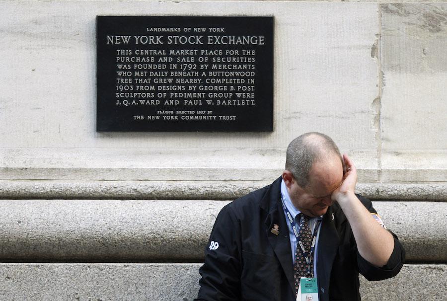 congress-stock-crash-2008 كيف اندلعت الأزمة المالية لسنة 2008؟ وما هي أزمة الرهن العقاري؟