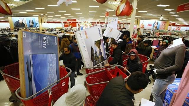 target 3200 تلفزيون تباع كل دقيقة والموبايل هي الوسيلة رقم 1 للتسوق الإلكتروني
