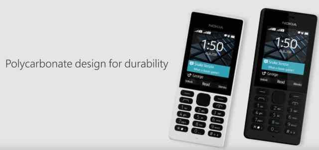 Nokia-150- مراجعة نوكيا 150: هاتف عادي من HMD Global بسعر 26 دولارا