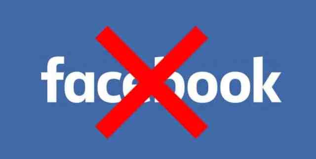 facebook انقطاع فيس بوك أو حتى موته في صالح المواقع الإخبارية