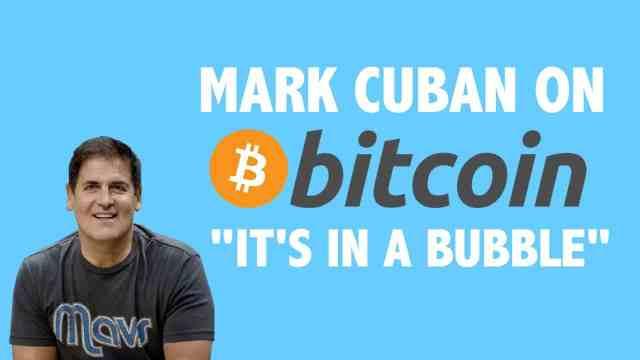 MARK-CUBAN الملياردير مارك كوبان: بيتكوين فقاعة ولا أعرف متى ستنفجر!