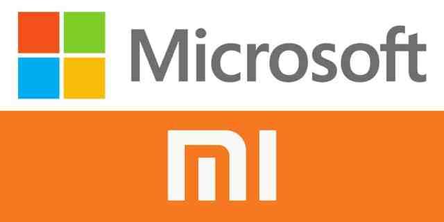 Xiaomi-Microsoft مايكروسوفت لا تستسلم لديها روح القتالية لديها حليفتها الصينية شاومي