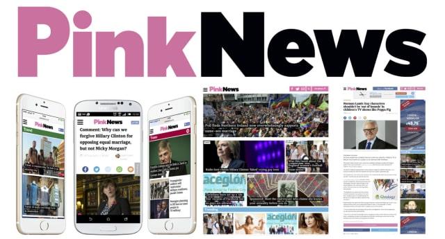 PinkNews 3 إجراءات من موقع أخبار المثليين PinkNews ضد تراجع زيارات فيس بوك
