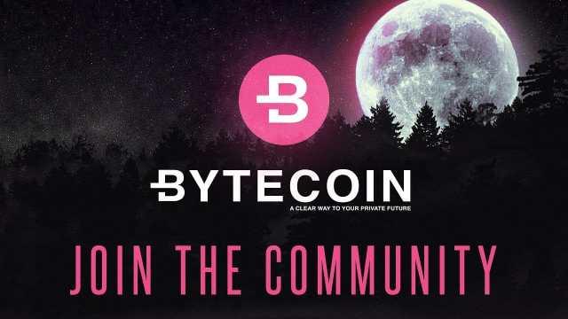 Bytecoin عملة Bytecoin تكتب التاريخ بعودتها المفاجئة إلى العشرين الكبار