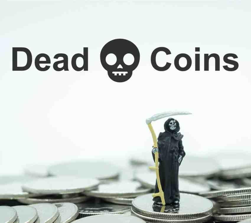 Deadcoins-Cryptocurrencies مقتل 1000 عملة رقمية احتيالية من نتائج أزمة العملات الرقمية 2018