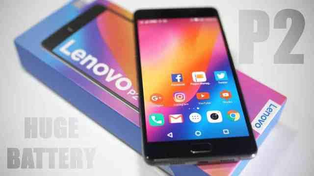 Lenovo-P2- مراجعة Lenovo P2: هاتف رخيص من 2016 ببطارية أقوى من هواتف 2018