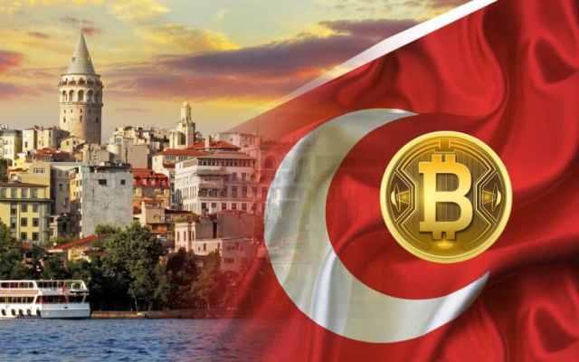 Turkey_BTC أزمة الليرة التركية في صالح بيتكوين والعملات الرقمية