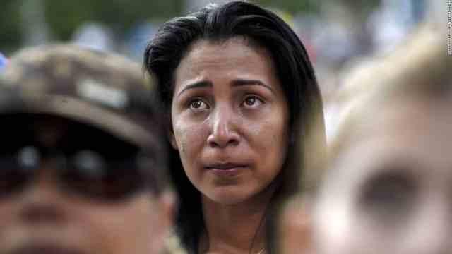 venezuela-mujeres-protesta ارتفاع العقم والطلاق والإيدز في فنزويلا مع توهج الأزمة الإقتصادية