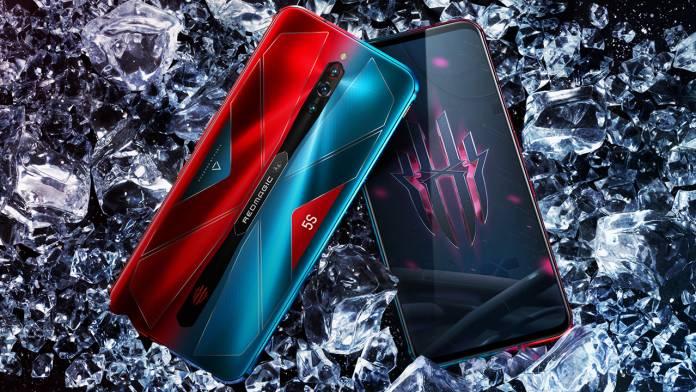 Red-Magic-5S التحفة Red Magic 5S: أفضل هاتف ألعاب لعشاق ببجي وفورت نايت وفري فاير