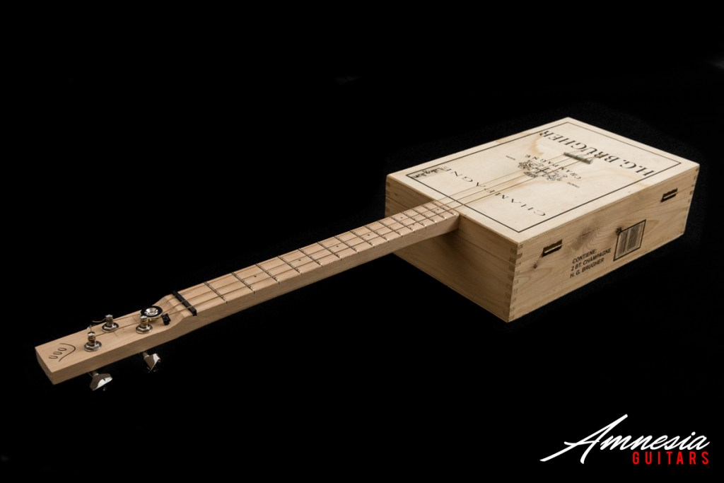 Wine Box Guitar