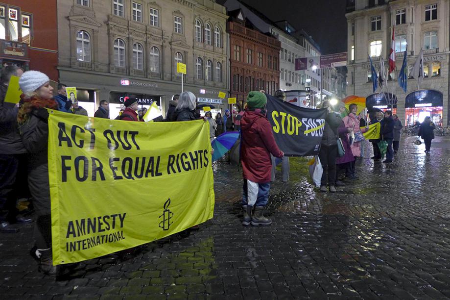 Der Amnesty International Report 2016/17 ist erschienen