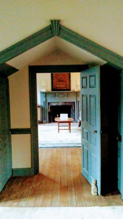 Photos contributed Picture of the Moses Jones House circa 1810 and some interior pictures. This is at Warwick.