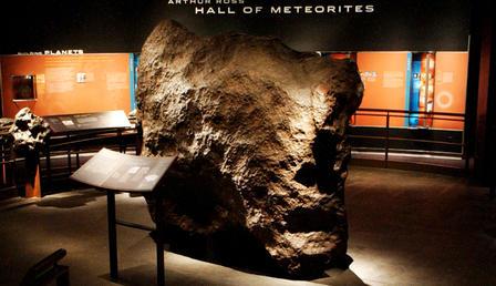 Cape York Meteorite (Ahnighito)