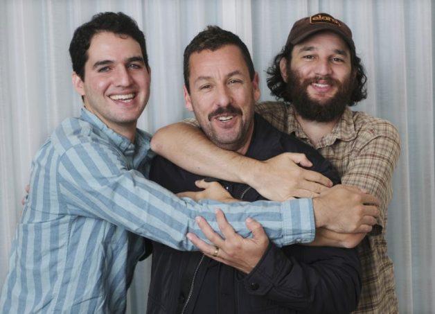 Adam Sandler, Safdie Bros
