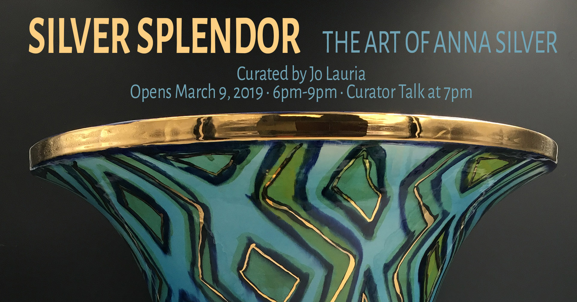 Curated by Jo Lauria • Opening Reception: March 9, 2019 • Curator Talk at 7pm