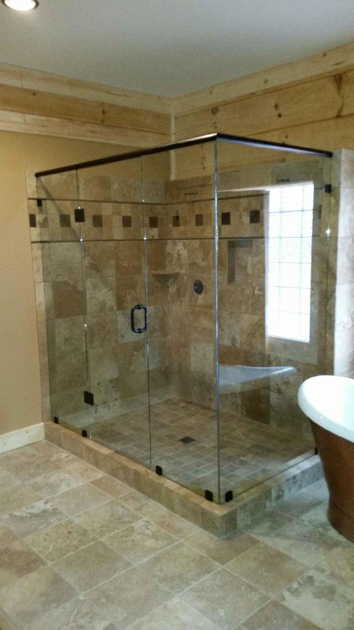 Installing Frameless Glass Shower Doors Framess