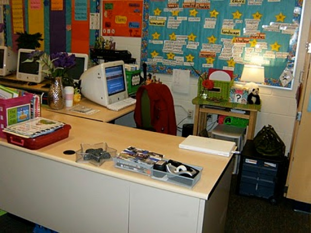 Organizing Your Teacher Area from www.amodernteacher.com