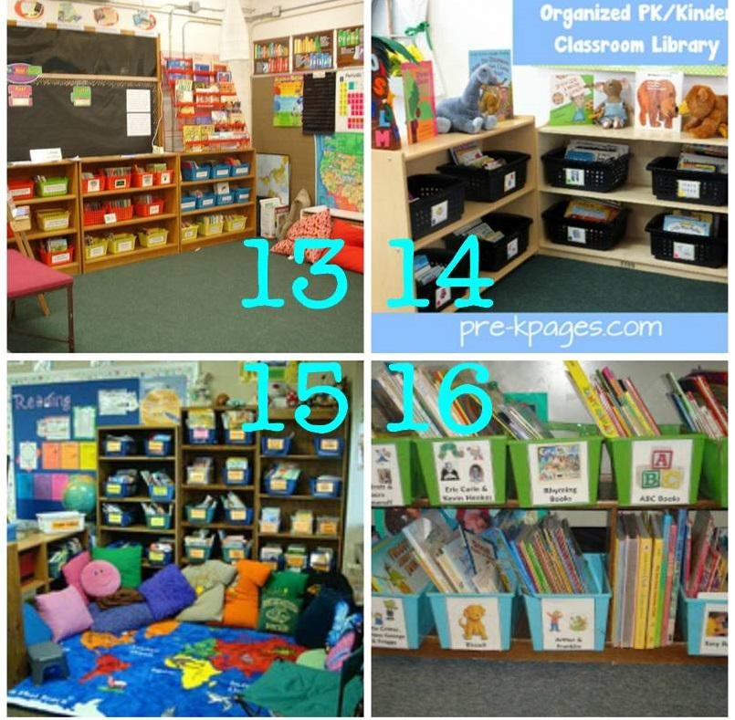 Classroom Organizing Ideas: Mission Organization: 21 Ideas To Organize Your Classroom