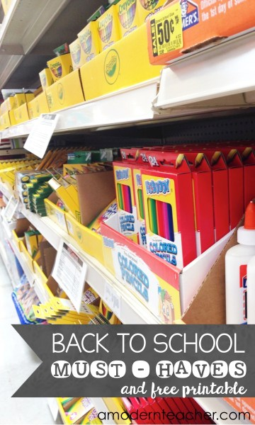 back to school with HEB