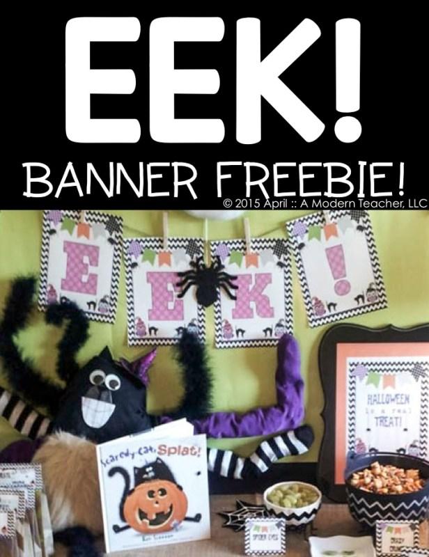 EEK Banner Freebie Adding some motivation