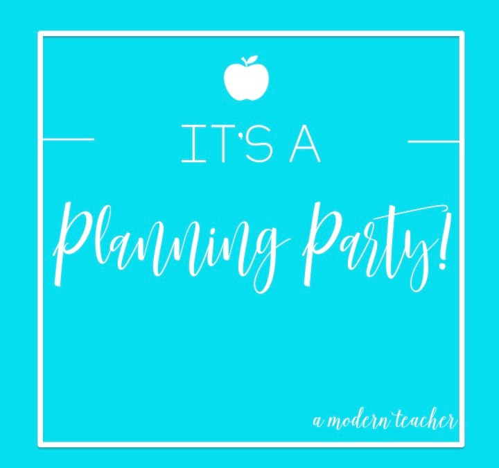 It's a Planning Party, $20 Gift Card Contest, and MORE!