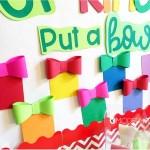 Kindness Bulletin Board For December Freebie A Modern Teacher