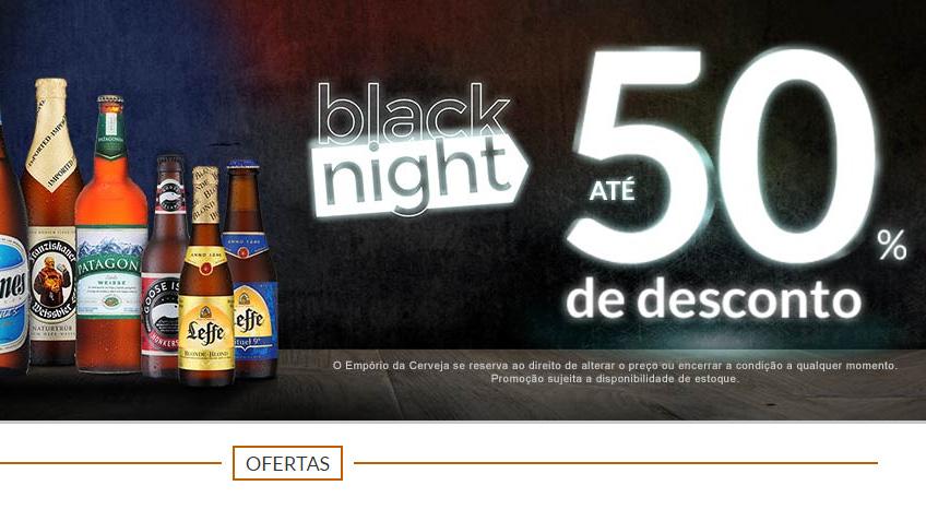 Black night Empório da Cerveja