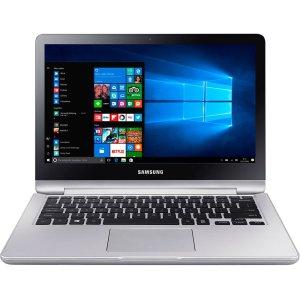 otebook Samsung Style 2 em 1 Touchscreen Intel Core i3 7100U 4GB 500GB