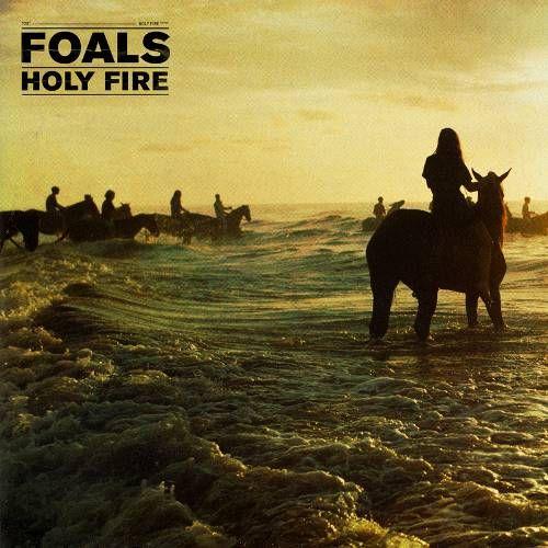 Foals Holy Fire CD Amoeba Music