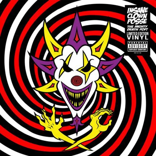Insane Clown Posse The Mighty Death Pop Vinyl LP