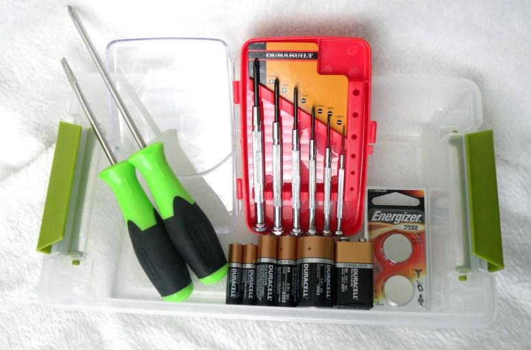 Toy Tool Kit