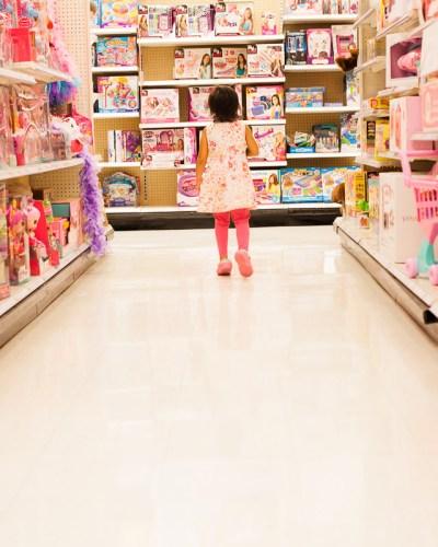 5 on 5: Sundays at Target – Lifestyle Photography