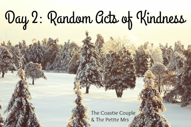 Second Day of Blogmas: Kindness