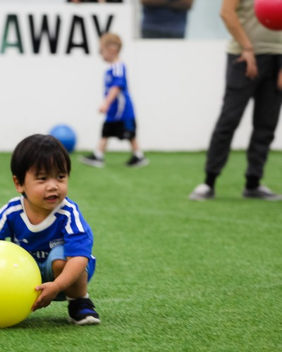 Kids Soccer at Vacaville Indoor Sports Complex